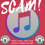 Itunes Apple Email Scam